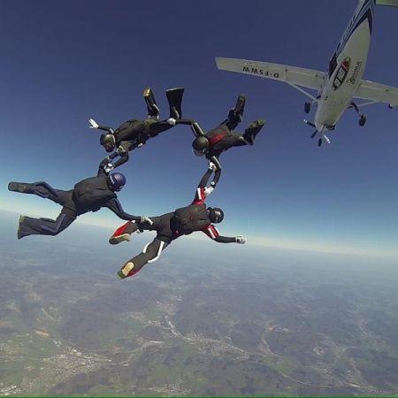 unstable - Skydive Westerwald